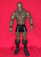 ECW Series 2: Bobby Lashley - Loose Action Figure